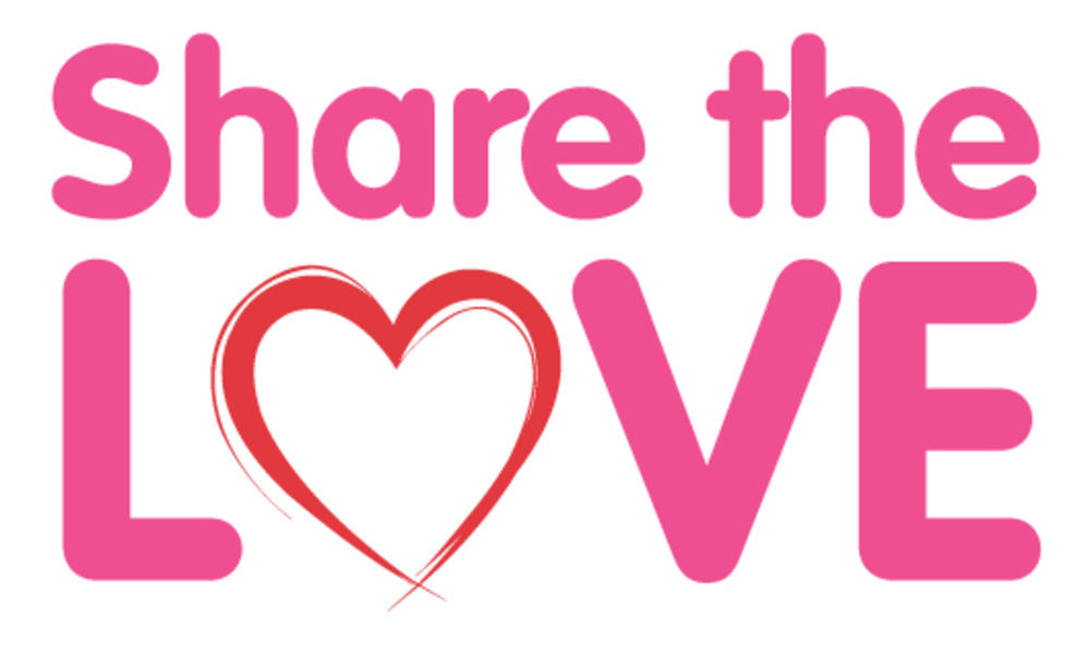 Share the love what we stand for