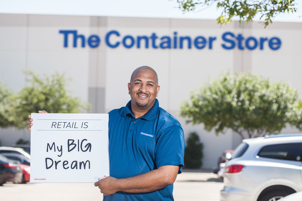the container store hrm