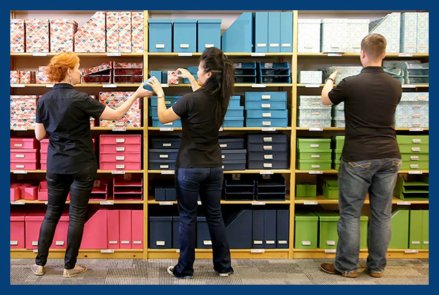 container store employee benefits